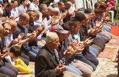 Ankaralı turşu üreticileri yağmur duasında