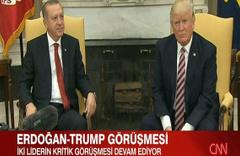 Erdoğan-Trump görüşmesi, Nevşin Mengü'yü rahatsız etti