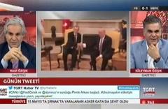 Hadi Özışık ve Süleyman Özışık Erdoğan'ın ABD ziyaretini yorumladı