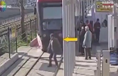 Samsun'un tramvay ile imtihanı