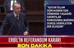 Erdoğan'dan çok sert Katar tepkisi!