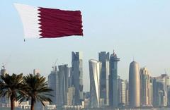 Katar'a 4 bin inek havadan taşınacak!