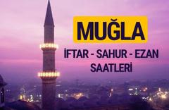 Muğla iftar saati imsak vakti ve ezan saatleri