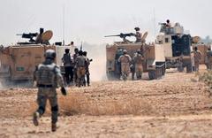 Irak Devlet Televizyonu duyurdu: DEAŞ devrildi