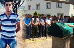 Gazi Mahallesi'nde tek kurşunla infaz