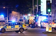 Londra polisi o üç ismin peşinde