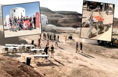 Türk öğrenciler Mars Çölü'nde büyük başarıya imza attı