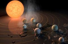 Satürn büyüklüğünde yıldız keşfedildi
