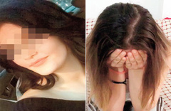 Taksim kadını sırtına atıp götüren tecavüzcünün görüntüleri