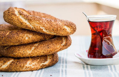 Simit diyeti ile haftada 6 kilo verin!