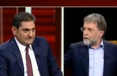 Ahmet Hakan 'yalancı' dediği CHP'liyi bir anda görünce...