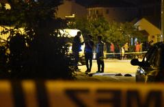 Sancaktepe'de iki grup arasında silahlı çatışma