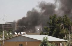 Irak'ın Kabil Büyükelçiliğine saldırı: 2 ölü