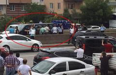 Adalet Yürüyüşü'ne kamyonla saldıracaktı!