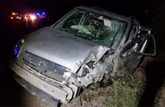 Araçlar kafa kafaya çarpıştı: 4 ölü 8 yaralı