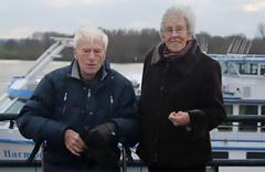 65 yıllık evli çift ele ele ölümü tercih etti!