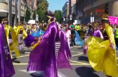 Notting Hill Karnavalı 2017 başladı