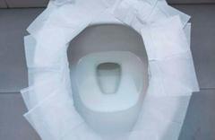 Klozete tuvalet kağıdı serip oturuyorsanız dikkat