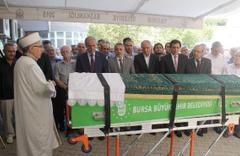 Başbakan Yardımcısı Çavuşoğlu'nun acı günü