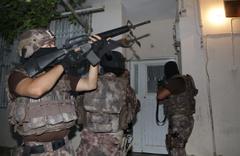 Mardin'de terör operasyonu: 3 kişi gözaltına alındı