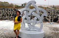 3. Bisanthe taş heykel sempozyumu başladı