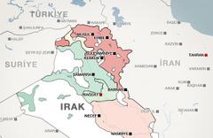 Irak'ın en büyük Şii ve Sünni gruplarından referandum açıklaması