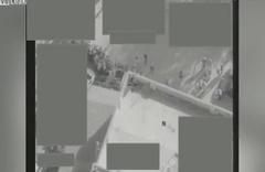 DEAŞ'ın toplu idamı böyle bombalandı!
