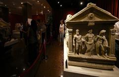 İsviçre'den evine geri dönen Herakles Lahdi ziyarete açıldı
