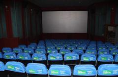 Beyoğlu'ndaki ünlü sinemayı su bastı!