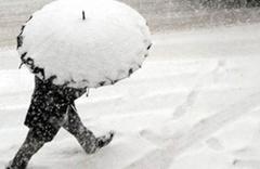 Niğde hava durumu meteoroloji kar alarmı verdi