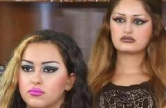 Kayıp kızlarını Adnan Oktar'ın programında görünce...