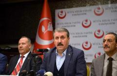 Destici: PKK, YPG, PYD yaptığının bedelini ödeyecek