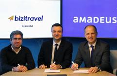 Bizitravel geldi Amadeus ve Corebit seyahat yazılımı
