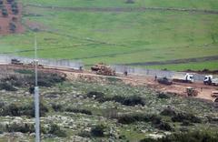 Tanklar Afrin'e böyle girdi!