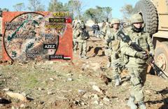 Afrin'de son durum! Yeni hedef neresi oldu?