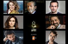 ATV'nin yeni bombası 8. Gün dizisi konusu oyuncuları Ufak Tefek Cinayetler'e rakip