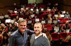 Katipler şehri Üsküdar'ın Yazar Okulu ilk mezunlarını verdi