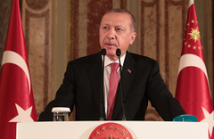Cumhurbaşkanı Erdoğan'dan Trump'a cevap!