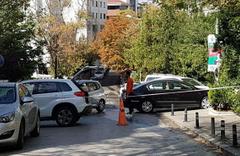 İran Büyükelçiliği önünde hareketlilik!