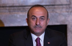 Mike Pompeo'yla görüşen Mevlüt Çavuşoğlu'ndan flaş açıklama