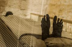 Babasının cesedini 10 yıl boyunca evinde sakladı