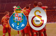 Galatasaray Porto'ya doğru yola çıktı!