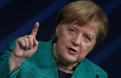 Merkel'den çok sert Cemal Kaşıkçı çıkışı