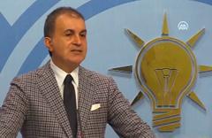 AK Parti Sözcüsü Ömer Çelik'ten Bahçeli'ye yanıt