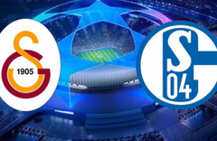 Galatasaray - Schalke 04 maçının favorisi bir kez daha değişti!
