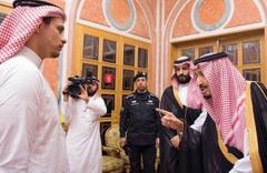 Flaş gelişme! Suudi Kralı Selman Cemal Kaşıkçı'nın ailesini kabul etti...