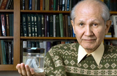Nobel ödüllü Japon bilim insanı hayata veda etti