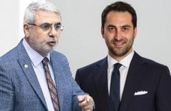 Mehmet Metiner ile Bülent Arınç'ın oğlu havaalanında kavga etti