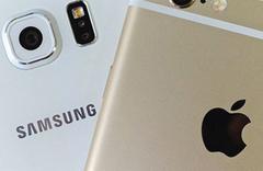 Samsung ve iPhone cep telefonları için milyon euroluk ceza