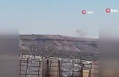 Son dakika! TSK Suriye'deki PKK/YPG mevzilerini vurdu